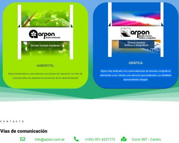 Arpon