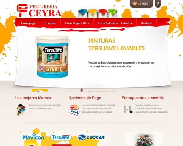 Pinturería Ceyra