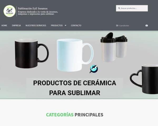 Diseño Web para E-commerce  Diseño Web para E-commerce