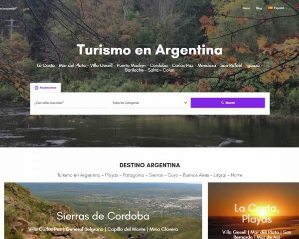 Diseño Web en Villa Maria Cordoba