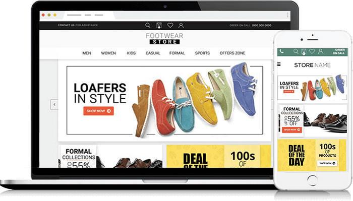 Diseño Web Ecommerce Tienda Online a Medida para Vender por Internet. Sitio Web Ecommerce