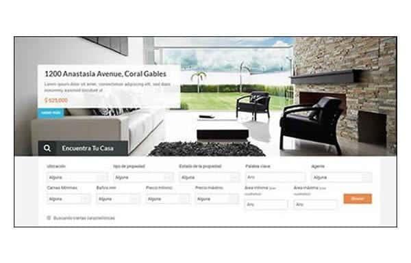 Diseño Web Inmobiliaria en Córdoba Argentina