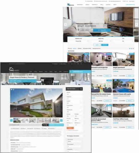 Diseño Web Inmobiliarias. Sistema de Gestión Inmobiliario. Córdoba Argentina.
