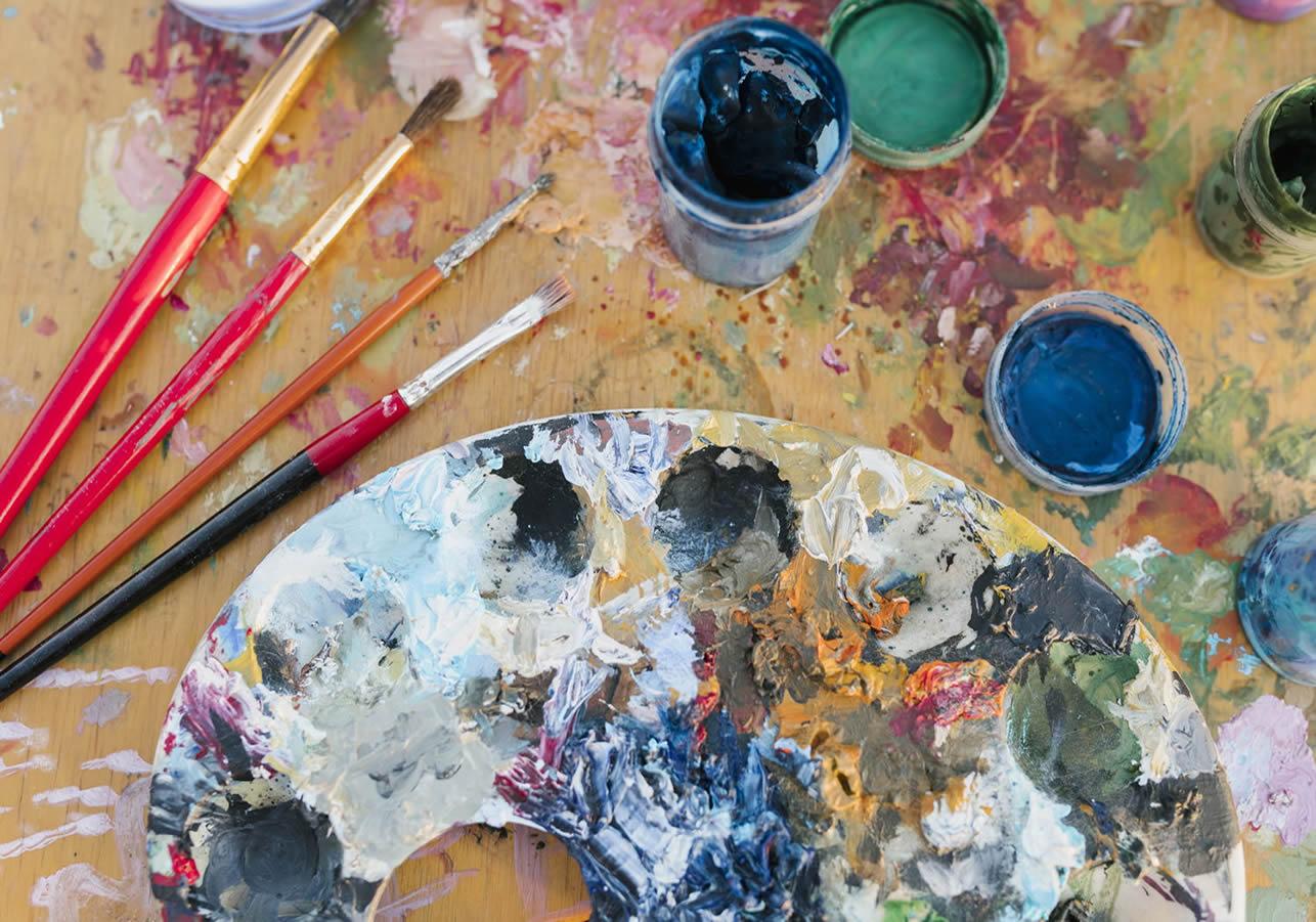 Artesanías en Casa
