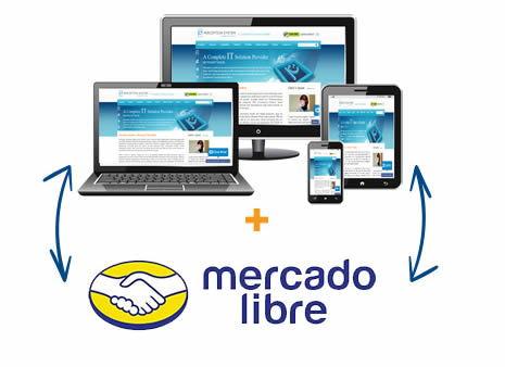 sincronizar mercadolibre web