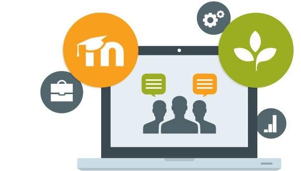 Diseño Web Moodle Plataforma E-learning Aula Virtual